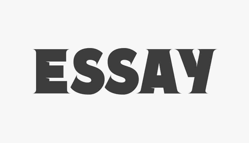 Font Essay