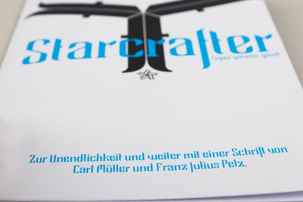 Download Starcrafter Regular font (typeface)
