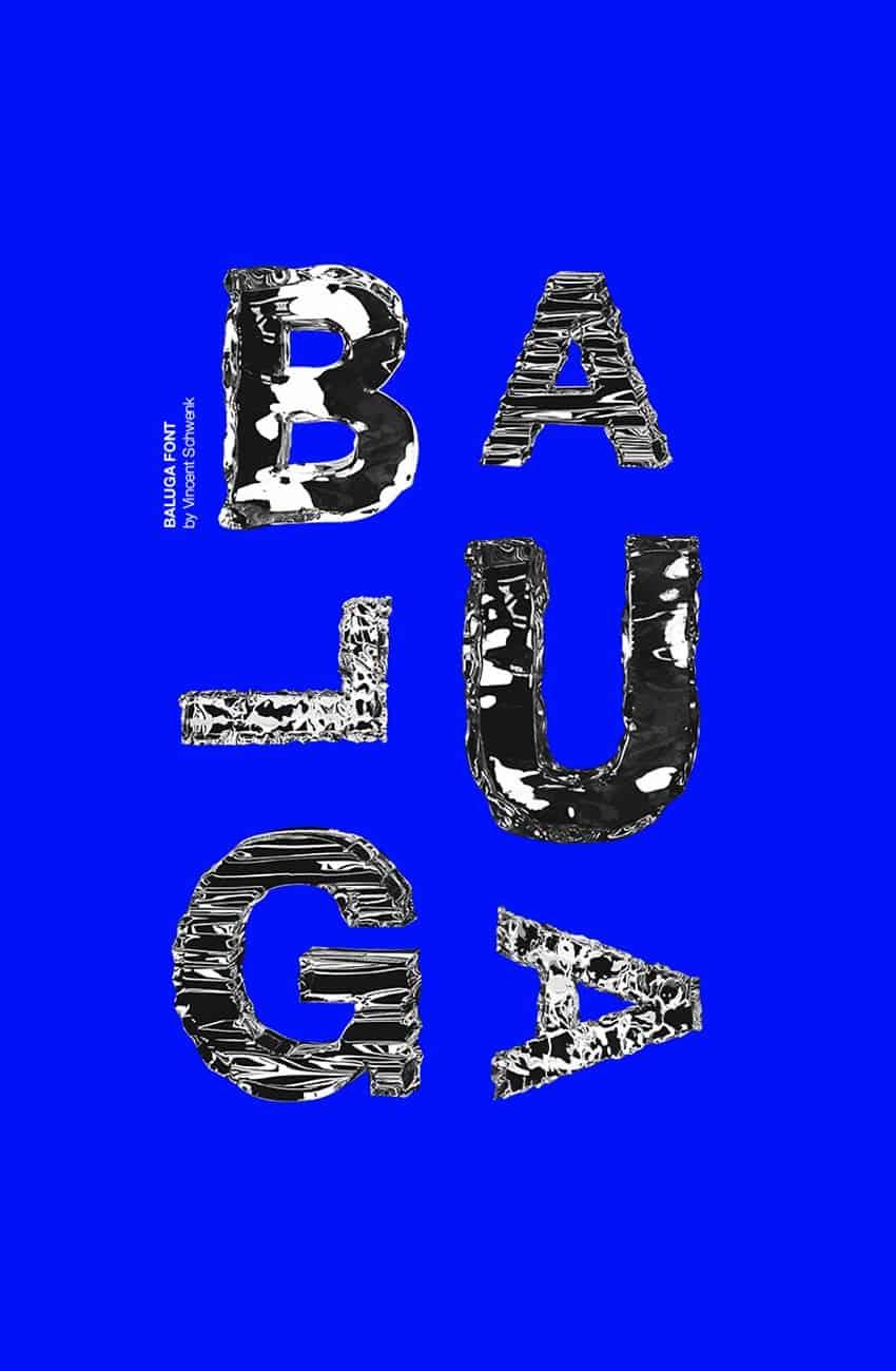 Font BALUGA