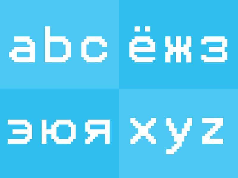 Font Pexico