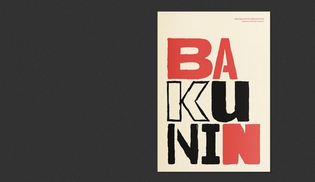 Font bakunin free download | Typeface
