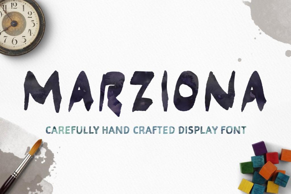 Font Marziona