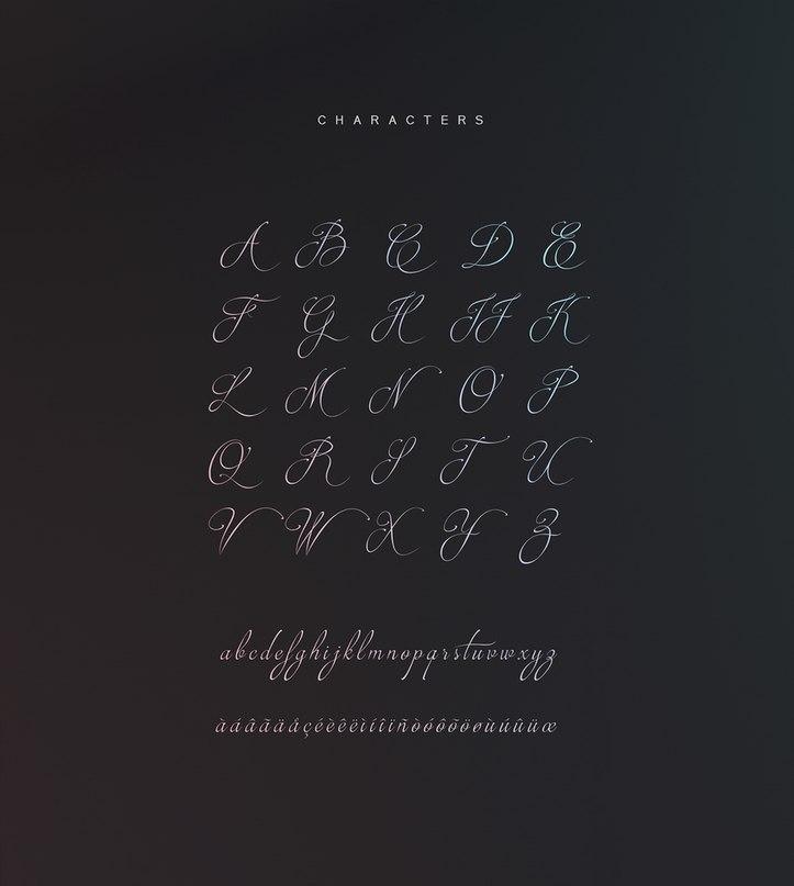 Download Brotherhood Script font (typeface)