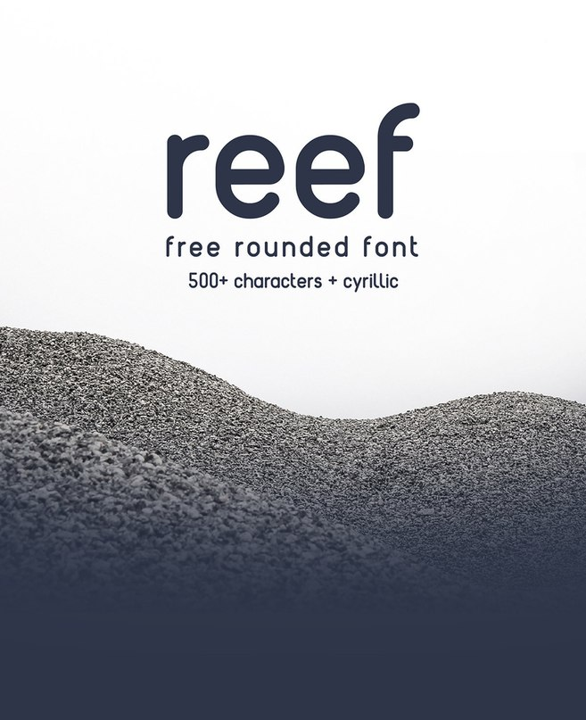 Download Reef FF font (typeface)