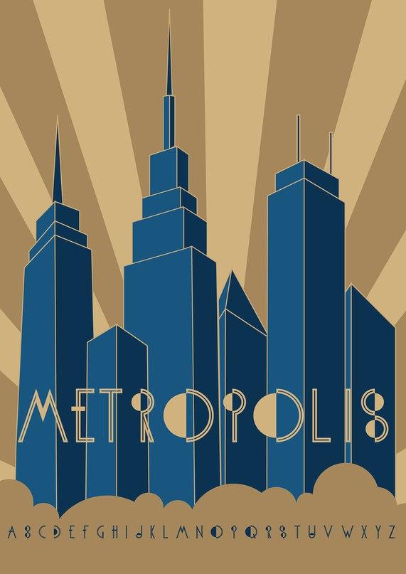 Download KH-Metropolis font (typeface)