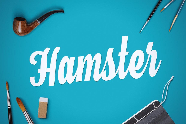 Font Hamster