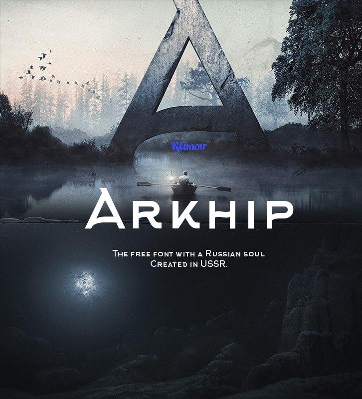 Font Arkhip