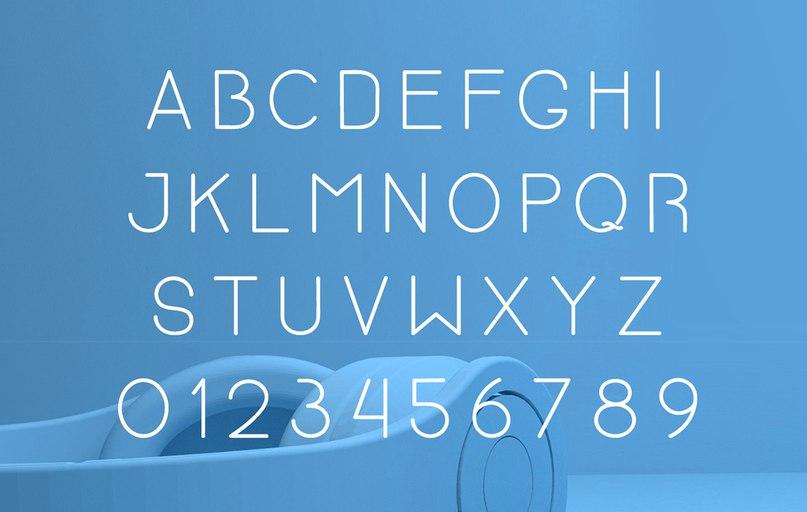 Download BAVRO font (typeface)
