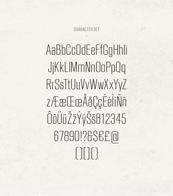 Font Behance RBNo2