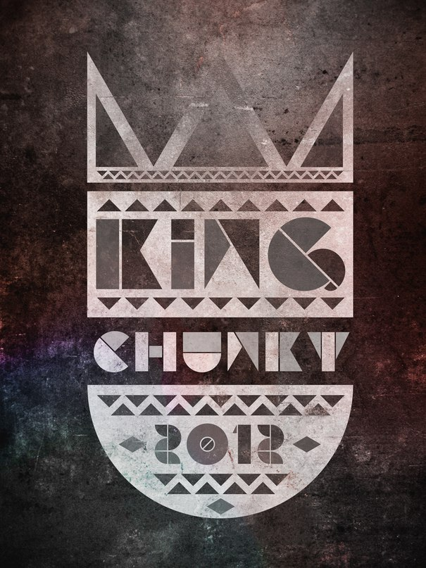Download CHUNKY COM font (typeface)