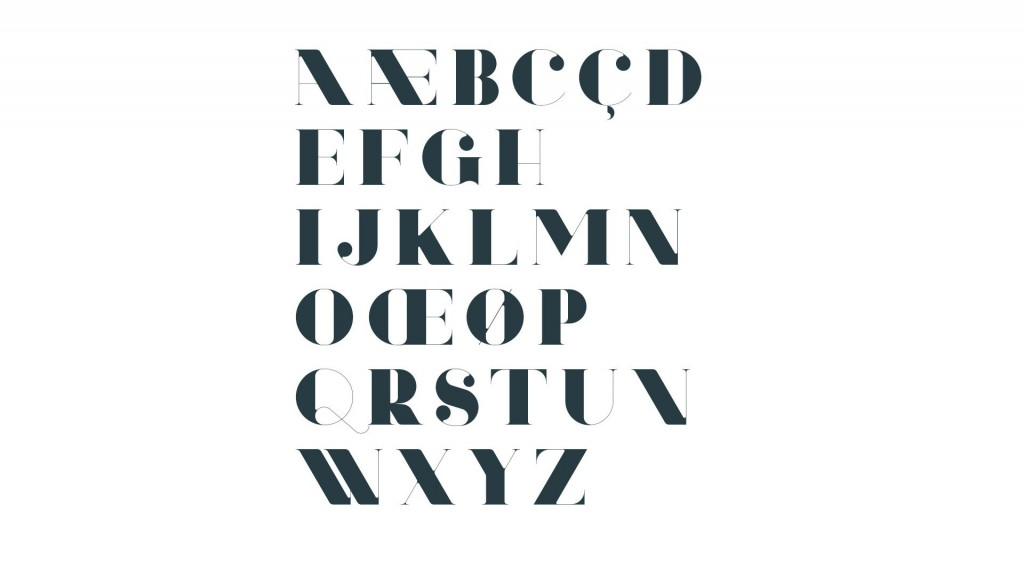Font Coltrane Regular