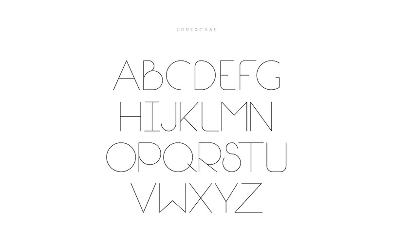 Download Break Fill font (typeface)