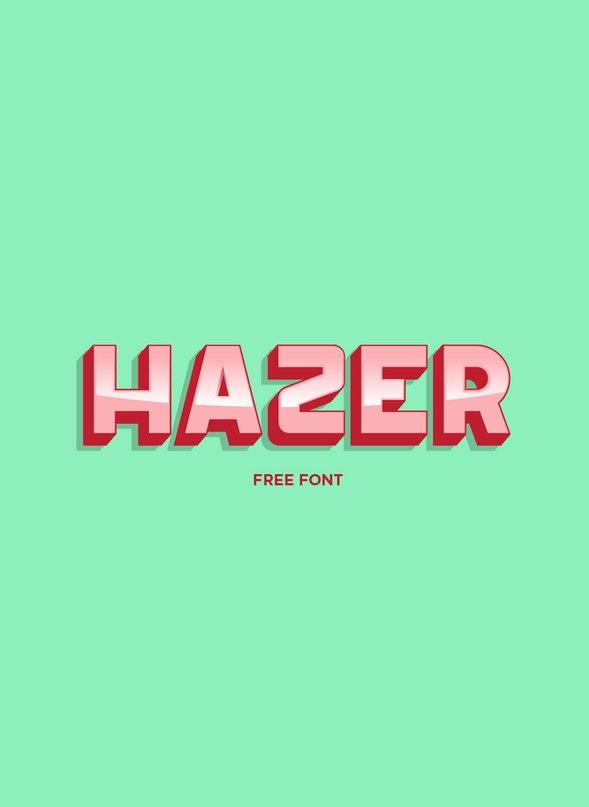 Download hazer alt font (typeface)