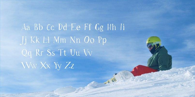 Download Freeride font (typeface)