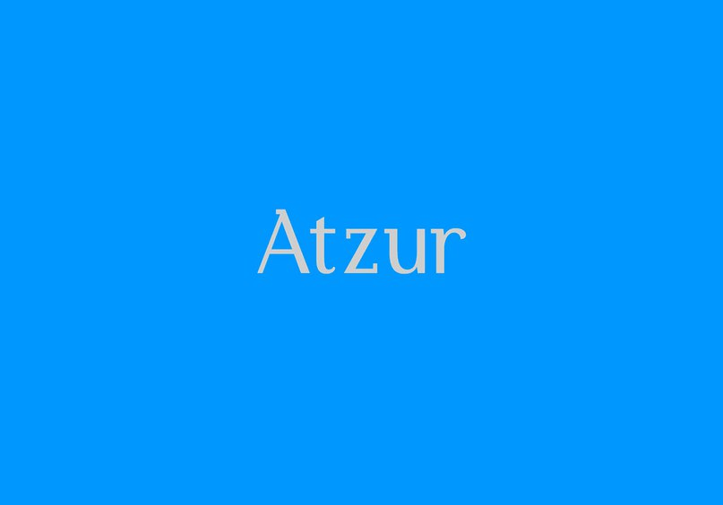 Resultado de imagen de Atzur
