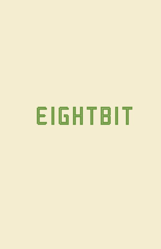 Download EightBIt font (typeface)