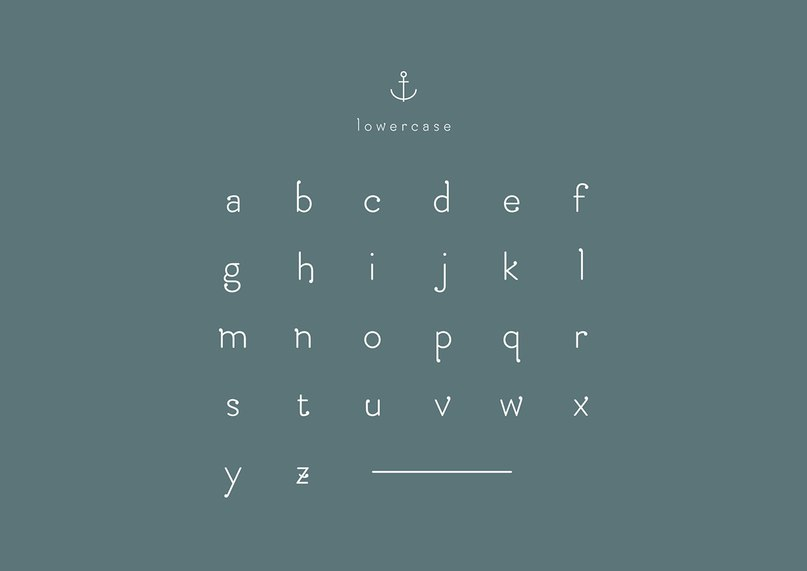 Download Amsdam Typeface font (typeface)