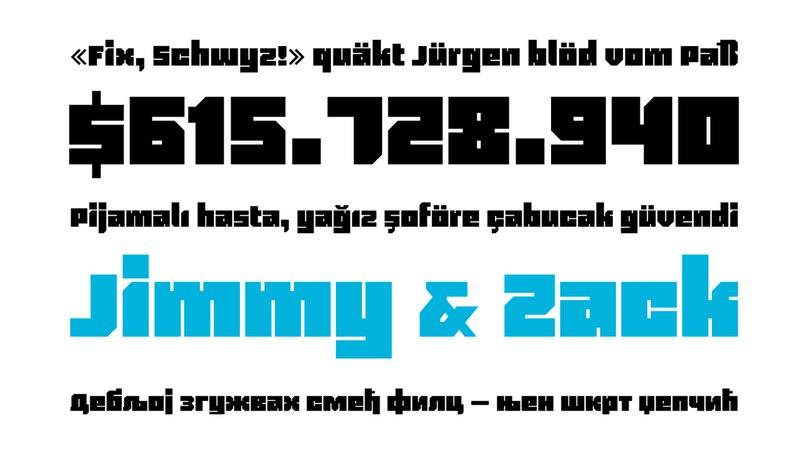 Download Blackentina (4F-v1.0) font (typeface)