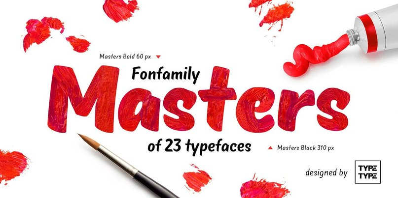 Download Masters font (typeface)