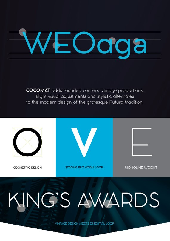 Download Cocomat font (typeface)