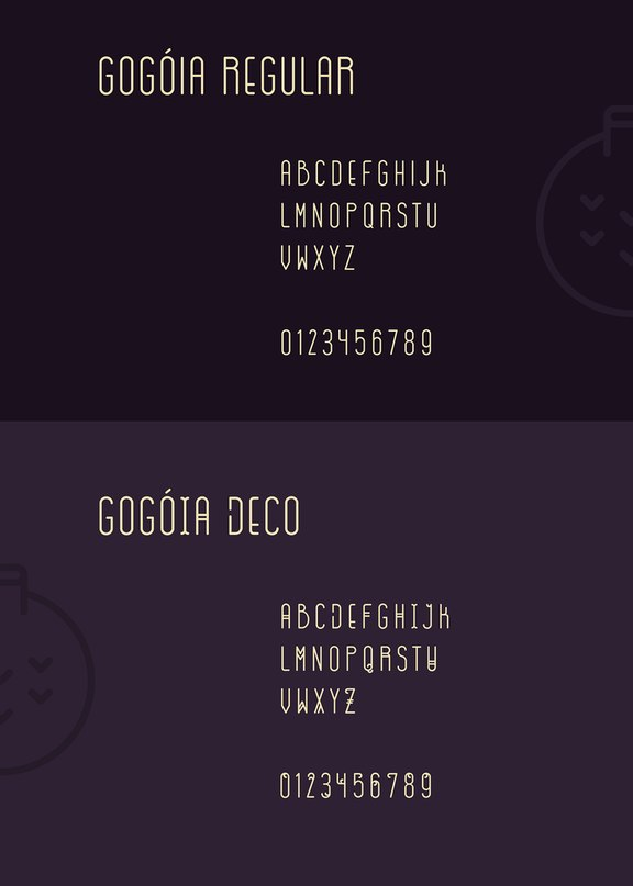 Download Gogoia font (typeface)