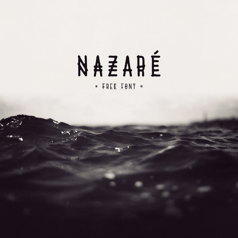 Download Nazare font (typeface)