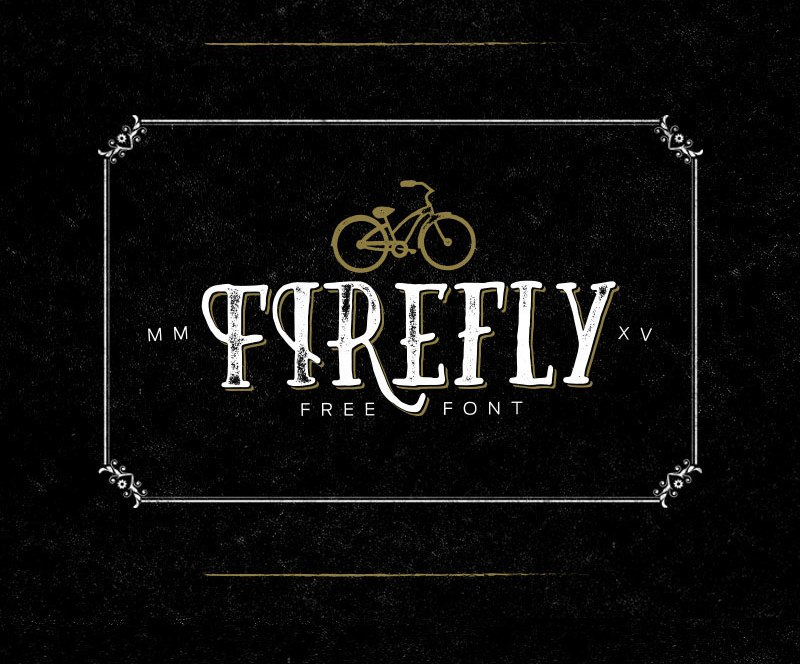 Download Firefly font (typeface)