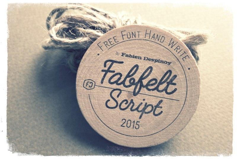 Download Fabfelt Script font (typeface)