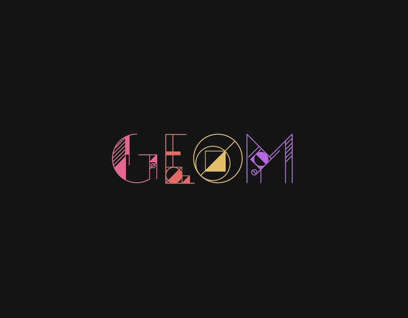 Download GEOM font (typeface)