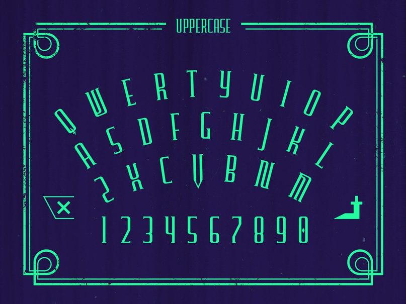 Download furgatorio font (typeface)