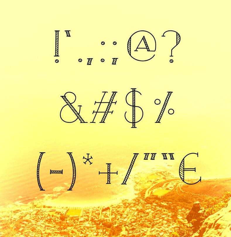 Download BlazeRadley font (typeface)