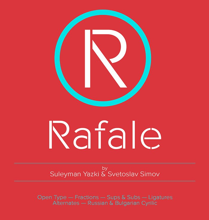 Font Rafale