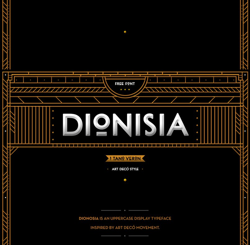 Download dionisia font (typeface)