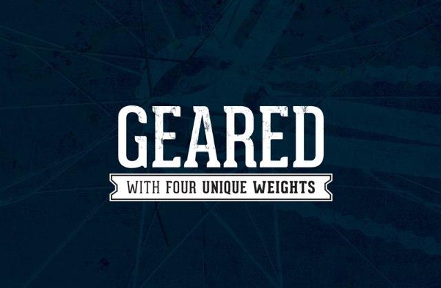 Font Geared