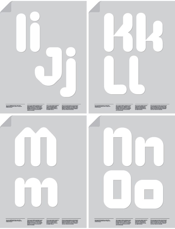 Download file font (typeface)