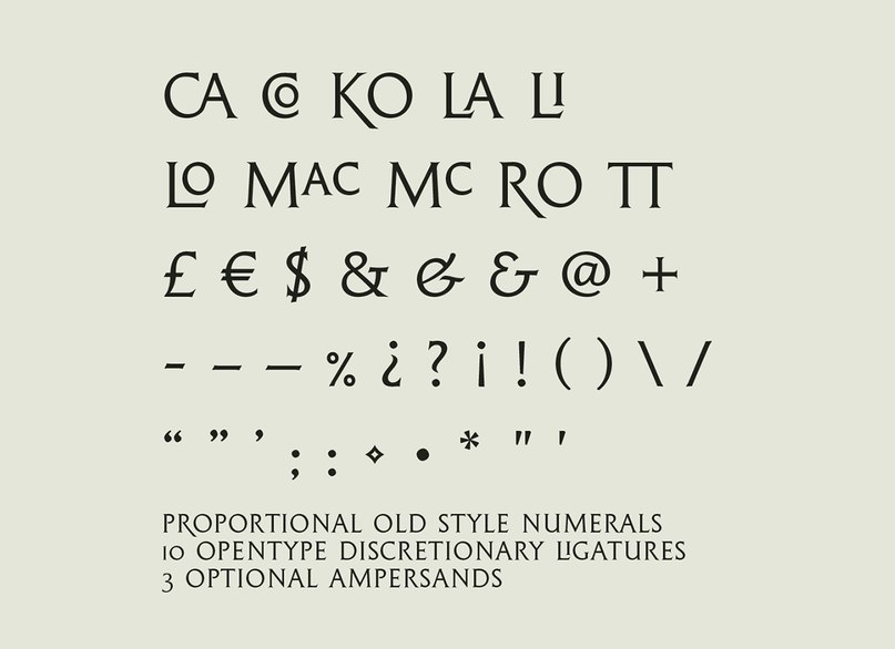 Download Cenotaph Titling font (typeface)