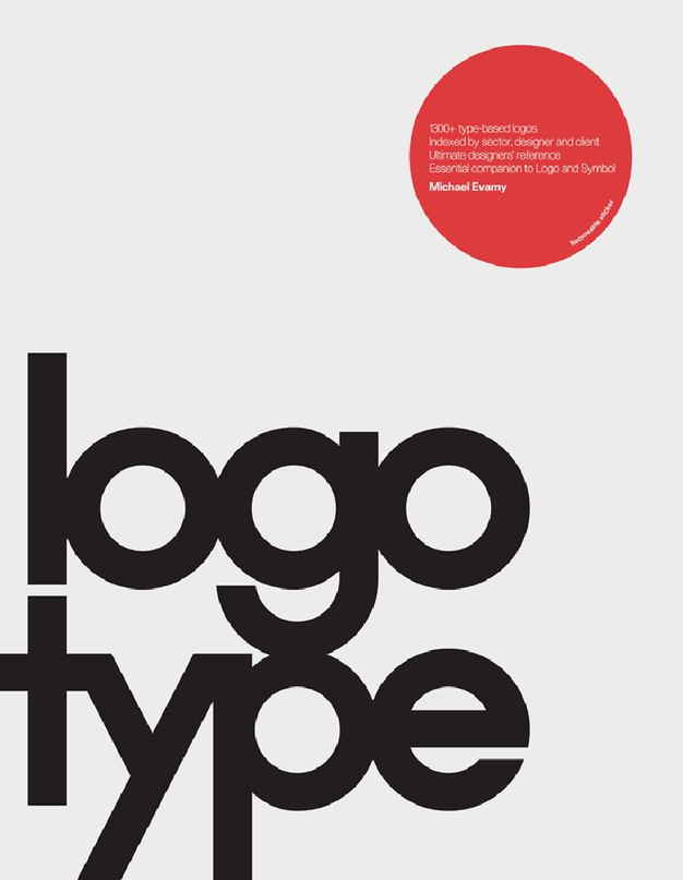 Download Logotype - Michael Evamy font (typeface)