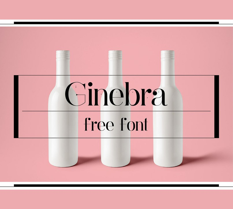 Download ginebra font (typeface)