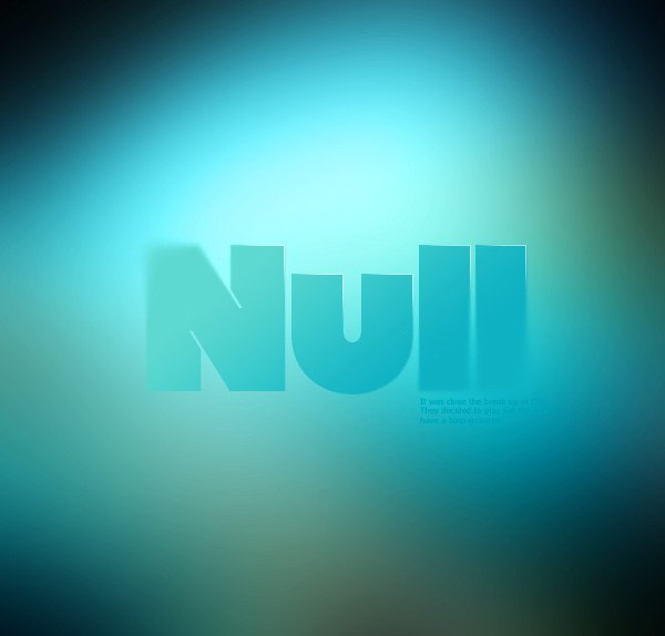 Download null font (typeface)