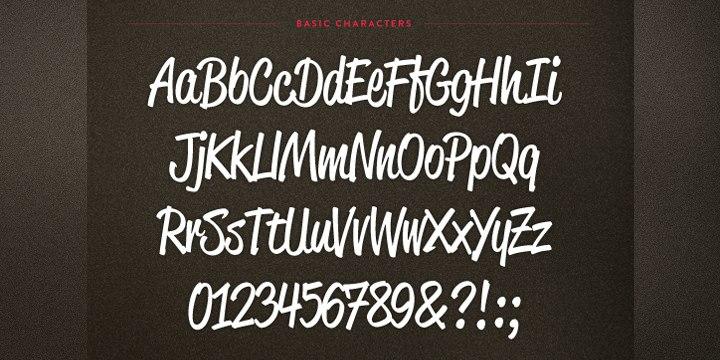 Download reklame script font (typeface)