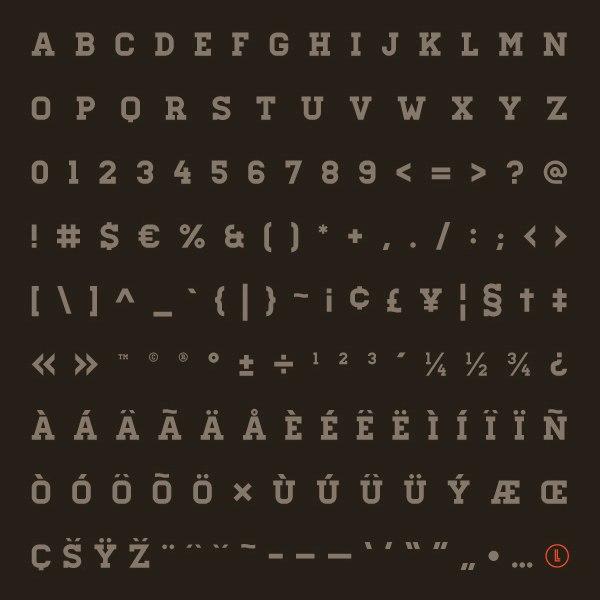 Download Homestead font (typeface)