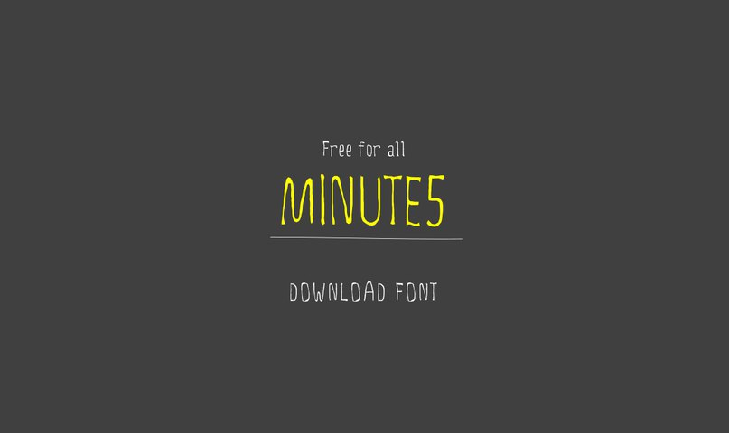 Download 5ive font (typeface)
