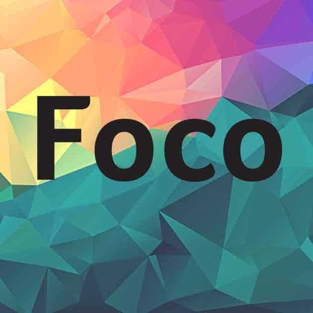 Download Foco font (typeface)