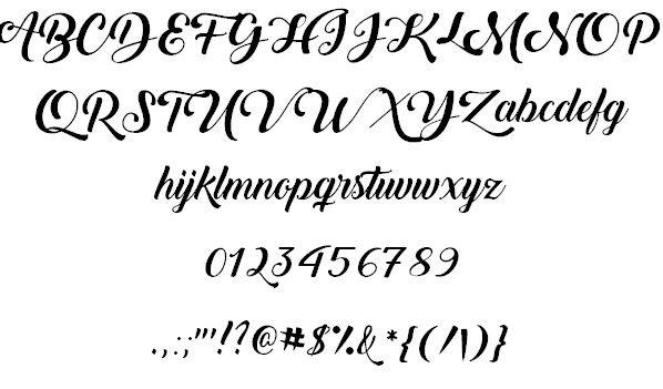 Download back to black font (typeface)