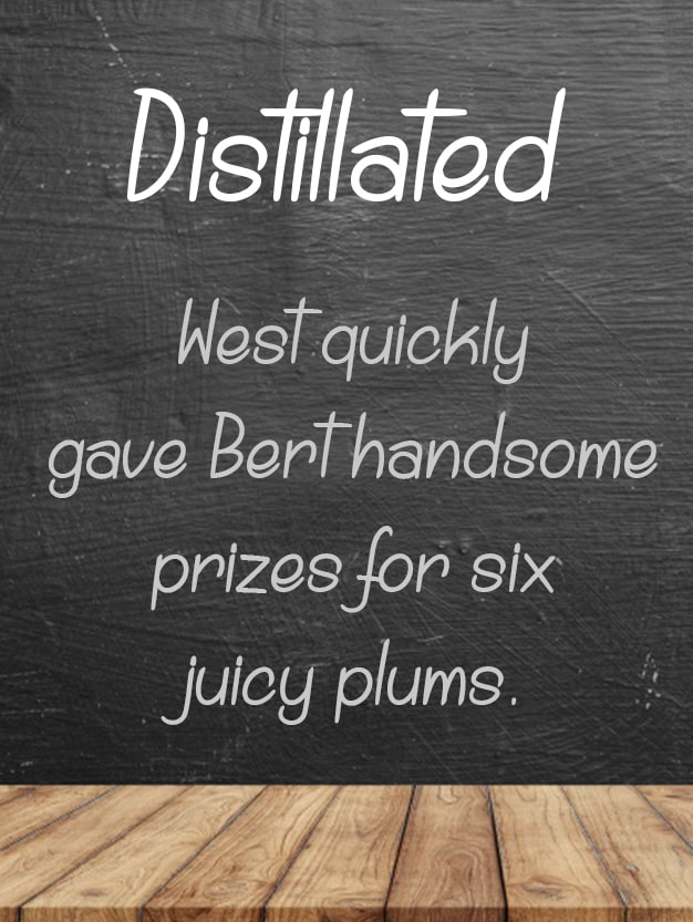 Download Distillated font (typeface)