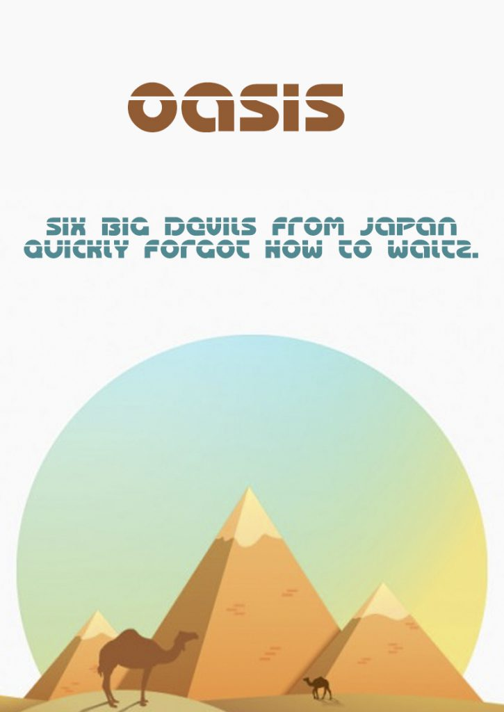 Download Oasis font (typeface)