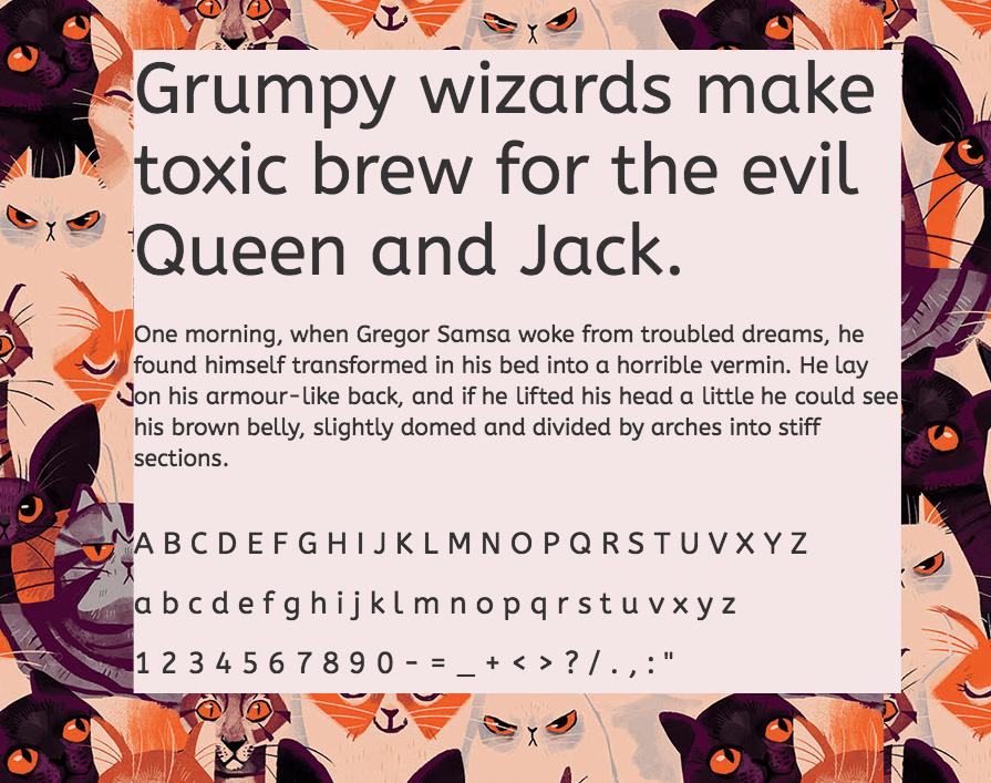 Download ABeeZee font (typeface)
