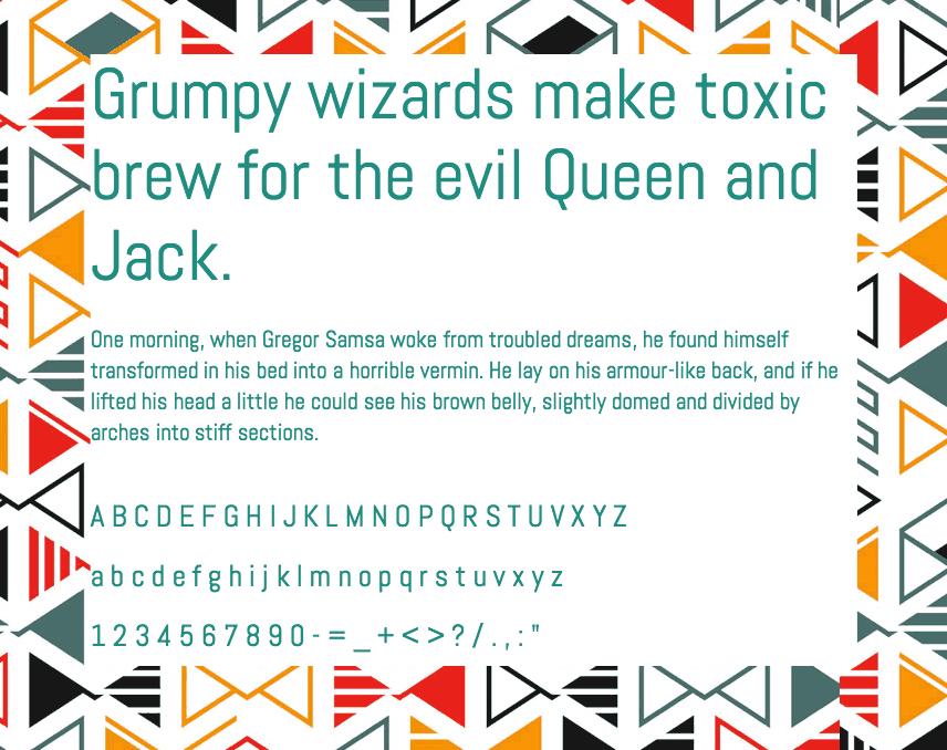 Download Abel font (typeface)