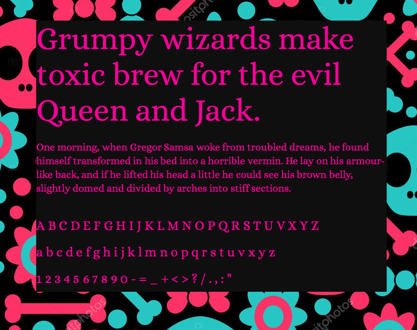 Download Alice font (typeface)