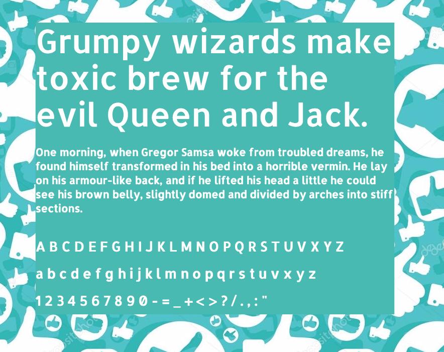 Download Allerta font (typeface)